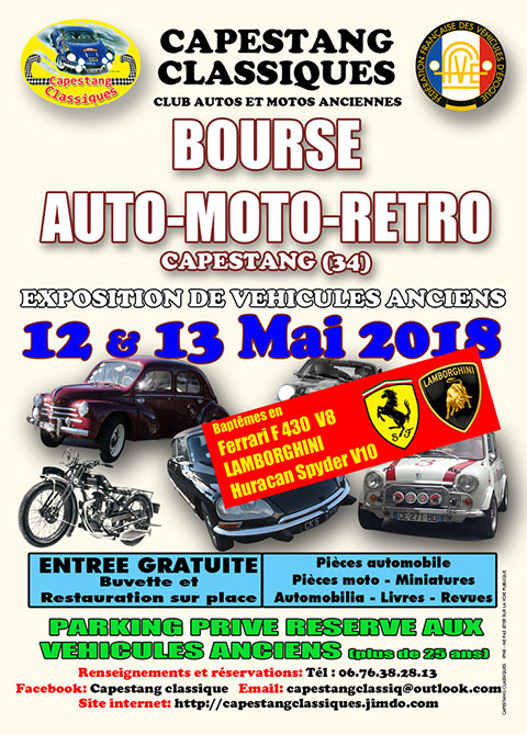 bourse capestang